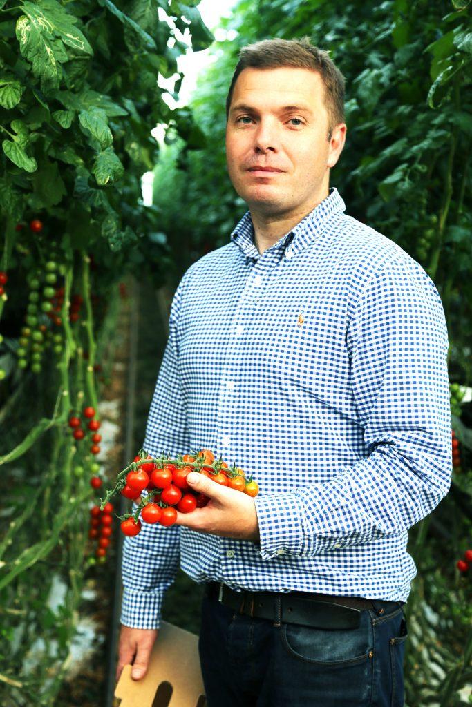 The Tomato Stall HelloFresh