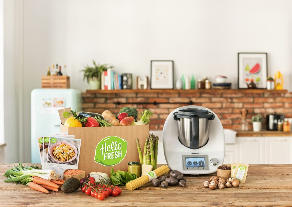 Thermomix und HelloFresh