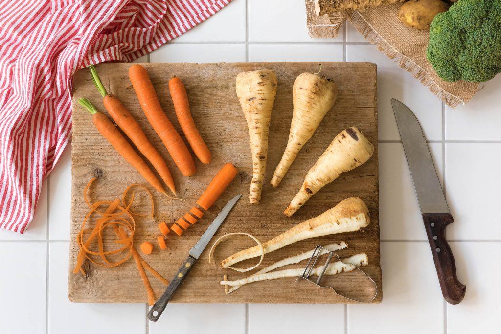 unique foods-produce-parsnips-HelloFresh