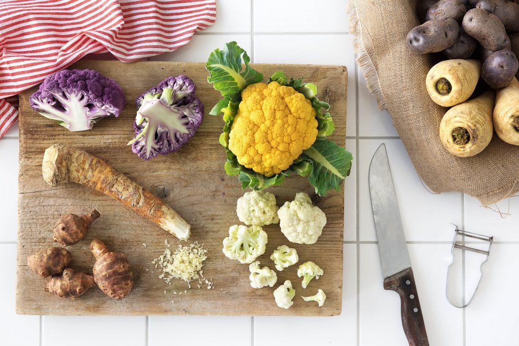 unique foods-produce-HelloFresh