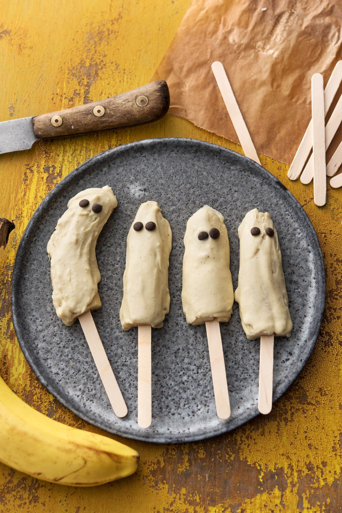 3 Healthy Halloween Snacks For The Kids