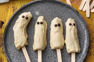 3 Healthy Halloween Snacks For Kids