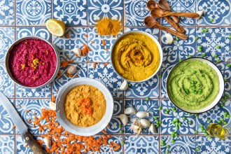 The 4 Best Veggie Hummus Recipes