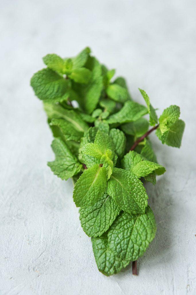 7 gesunde Teesorten: Pfefferminze