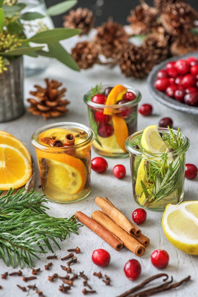 Weihnachtsduft selber machen: Übersicht