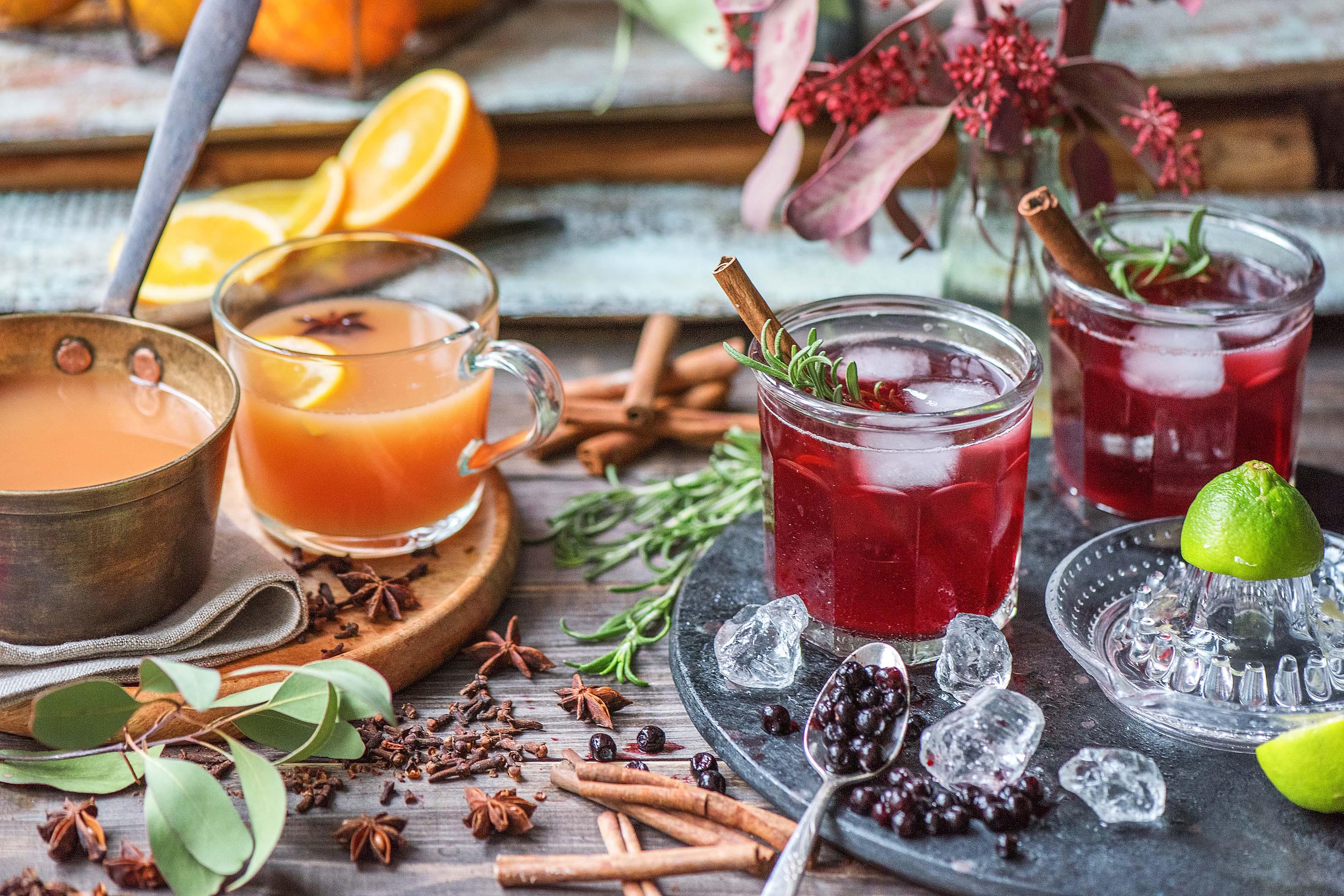 Unsere festlichen Getränke zu Weihnachten | HelloFresh Blog