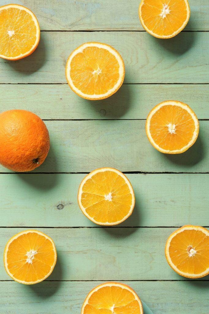 Unsere HelloFresh Detox Kur: Orangen