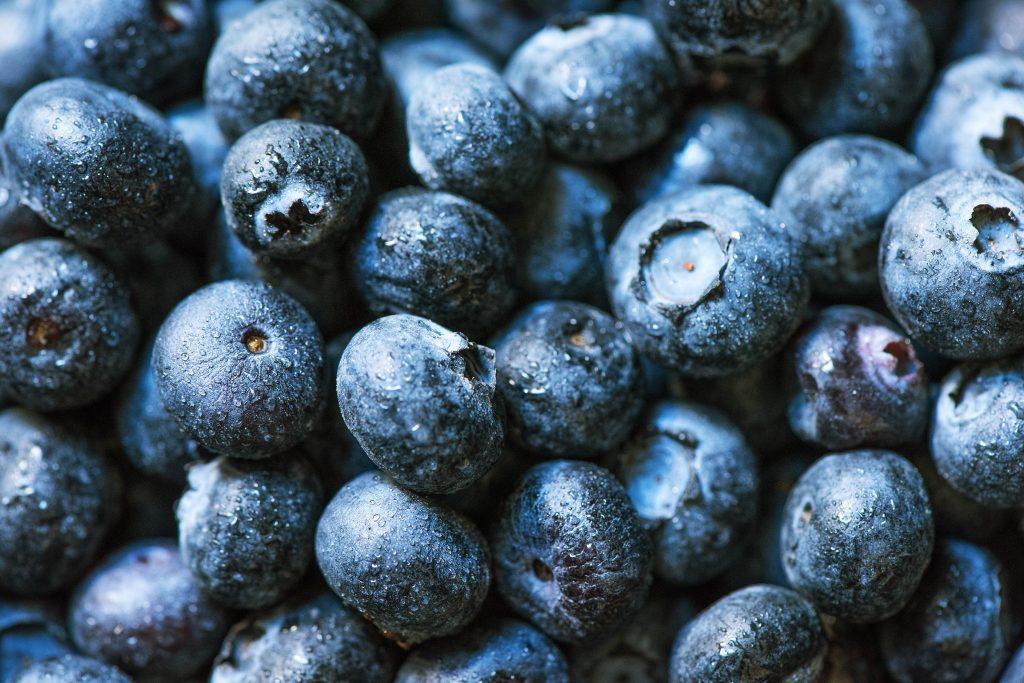 Unsere zwei süßen Superfood Rezepte: Blaubeeren
