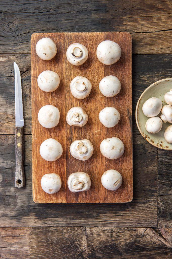 Unser liebstes Rezept aus 2016: Champignons