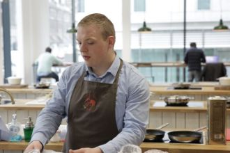 "National Butcher's Week: An Interview with Nick ""The Knife"""