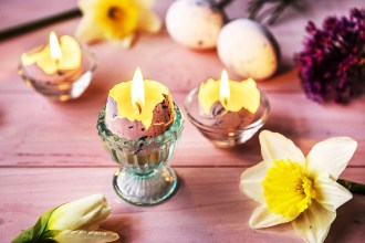 Simple Easter Decorations For Your Table