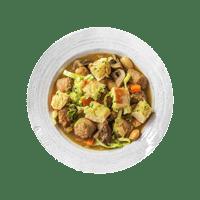 Sausage & Butterbean Stew