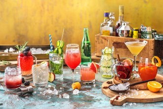 10 of Our Favourite Mocktail and Cocktail Recipes