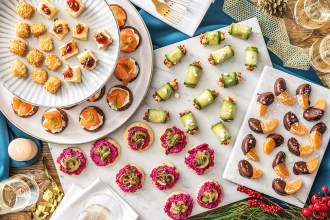 6 Showstopping Canapés To Serve This Christmas