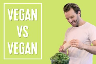 Chef Brain: Episode 5 Vegan vs. Vegan Recipes