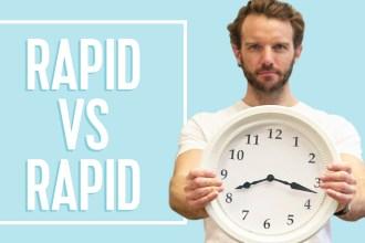 Chef Brain: Episode 8 Rapid vs. Rapid