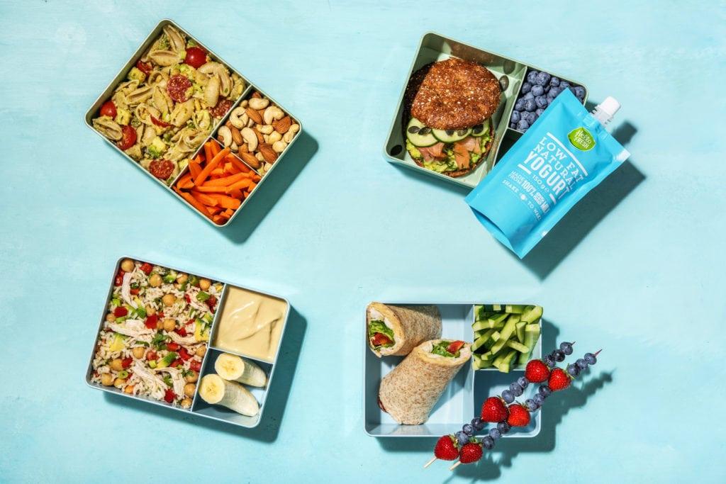 quick healthy lunch ideas hellofresh food blog