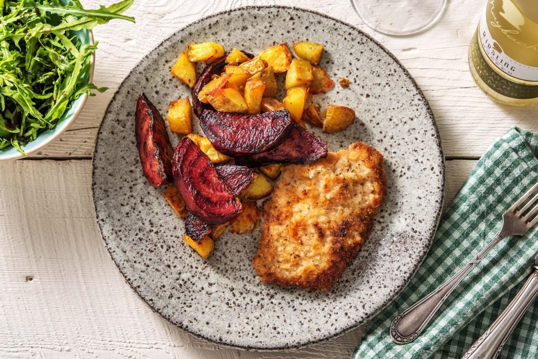 Our German-Inspired Pork Schnitzel Recipe