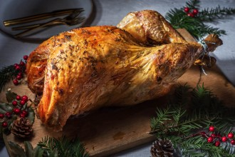 Everything You Need To Know To Cook A Perfect Turkey