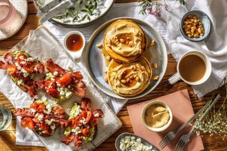 Brunch is Back. Here's How to Get Your Brunch Fix at Home!