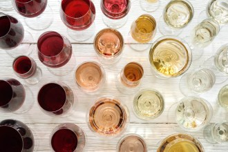Which types of wine should I drink with my food? Take our quiz to find out!