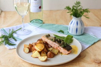 A Simple Wine Pairing Guide with Food