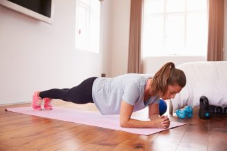 how to workout at home