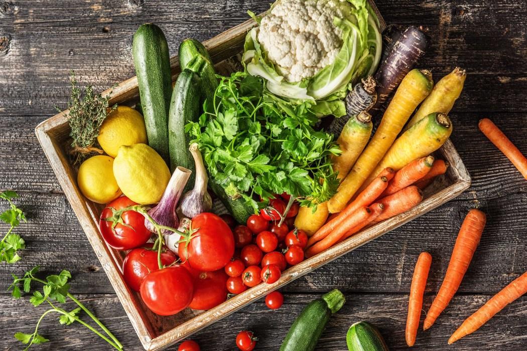 So geht's richtig: Gemüse vorbereiten