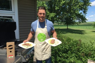 Home Cooking with The Bachelor's Chris Soules