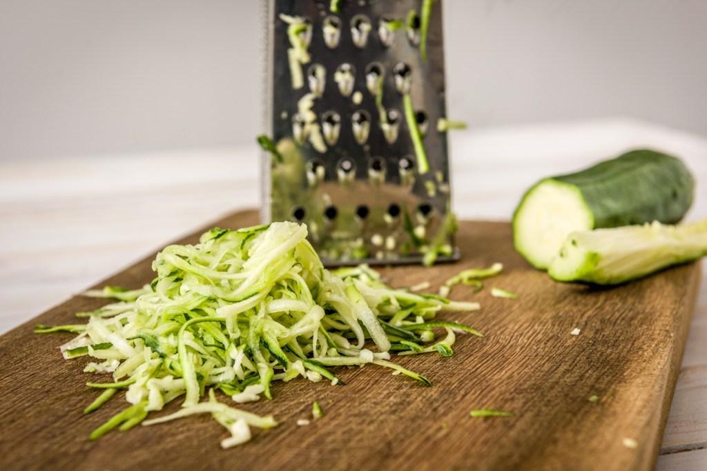 how to store fresh herbs-veggies-zucchini-HelloFresh
