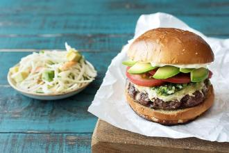 HelloFresh's Top 10 Best Burgers