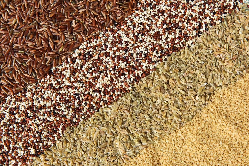 gluten-free grains-HelloFresh