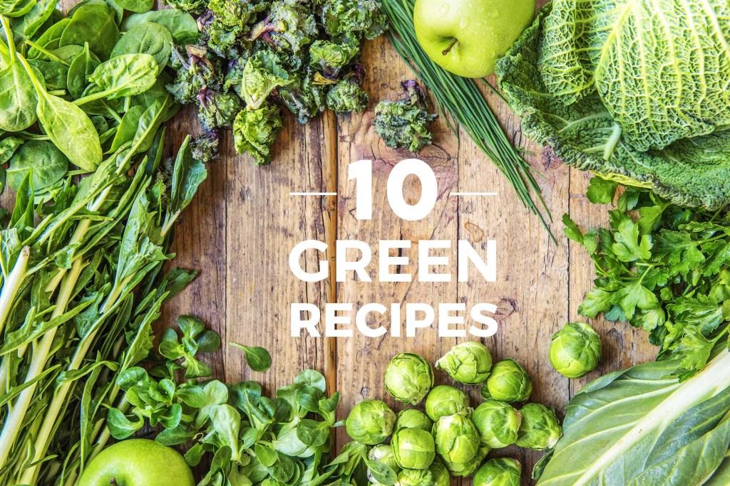 green foods-recipes-HelloFresh