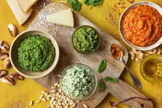 4 Homemade Pesto Recipes To Make This Summer