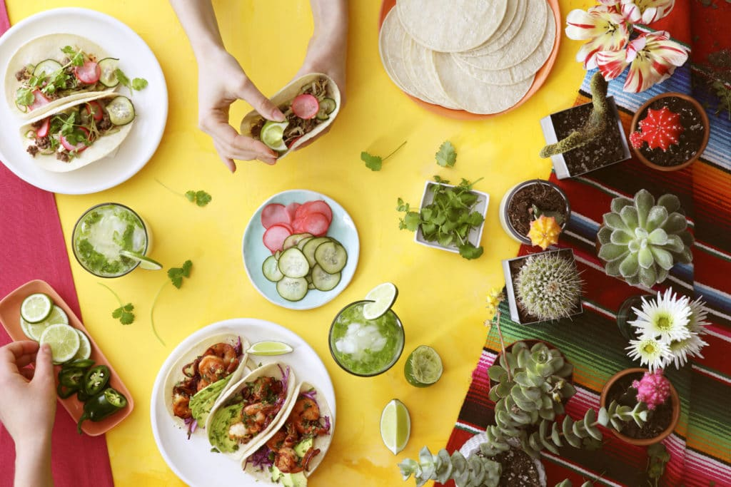 cilantro recipes-cinco-de-mayo-reservation-in-HelloFresh
