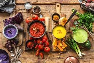vegetarian soup recipes-HelloFresh