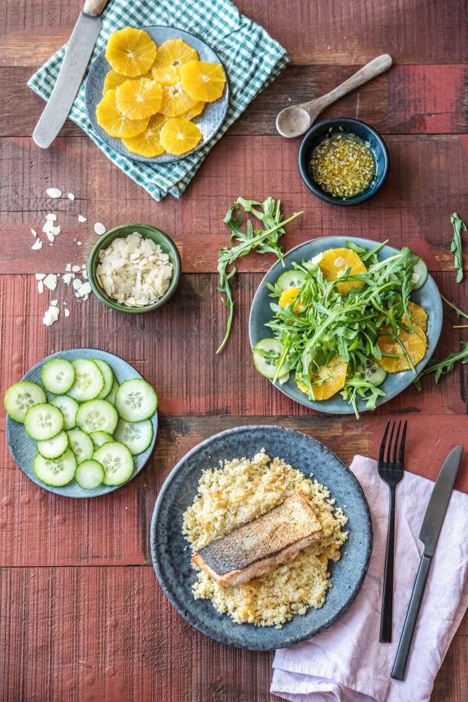 easy salmon recipe-HelloFresh