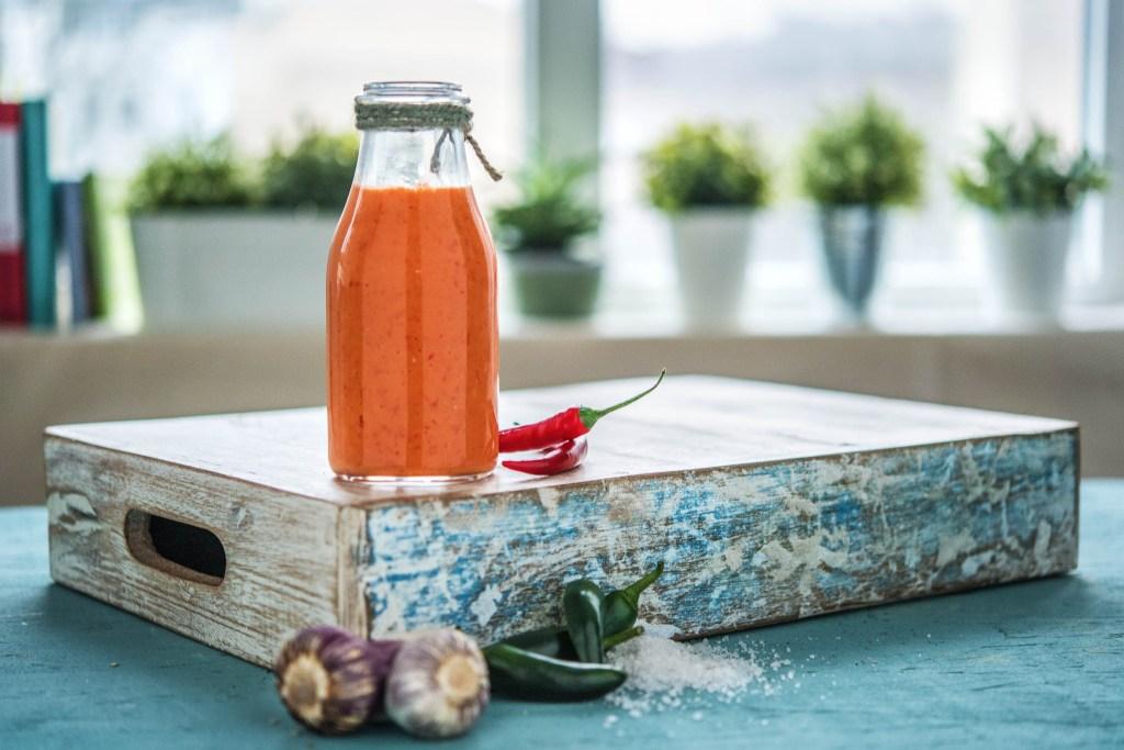 how to make hot sauce-HelloFresh-oregano-recipe