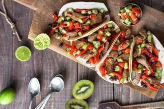 An Easy Fajita Recipe With a Delicious Twist
