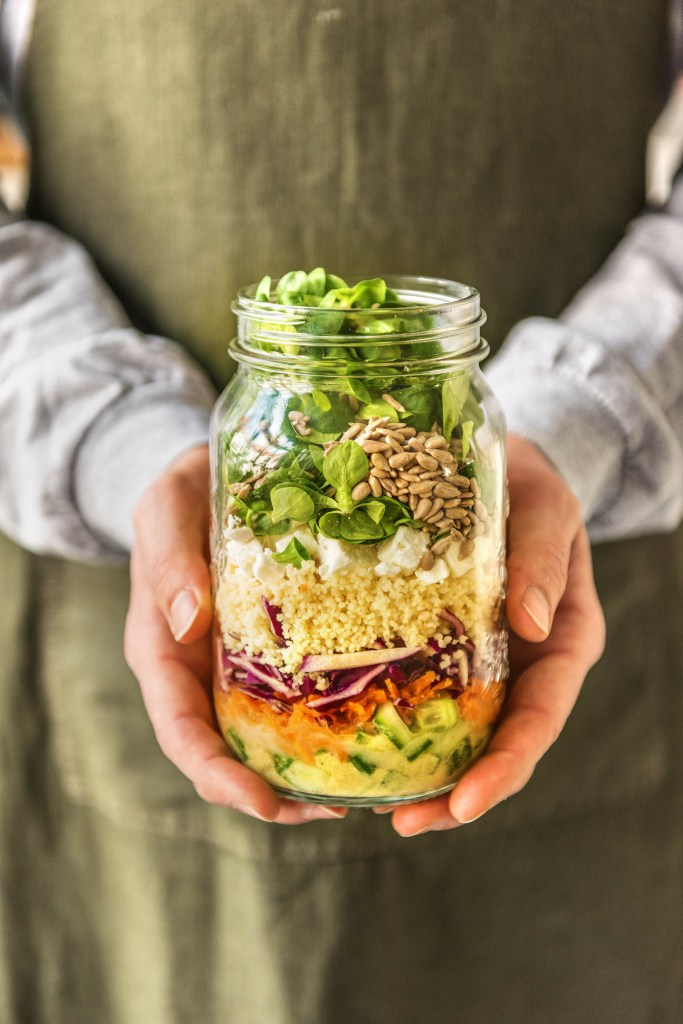 summer salads-recipes-mason-jar-HelloFresh