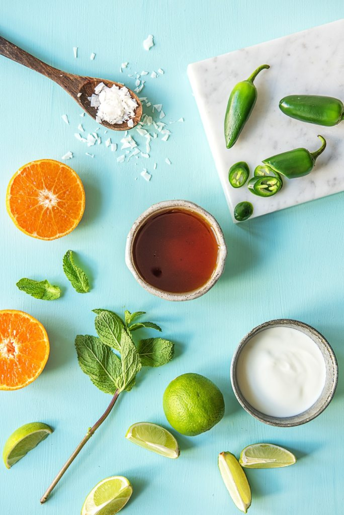 dressing-fruit salad ideas-HelloFresh
