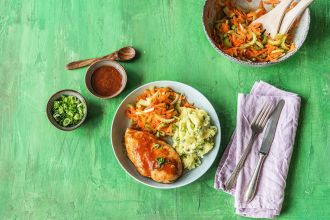 On The Menu Next Week: Rachael Ray's Grilled Buffalo Chicken