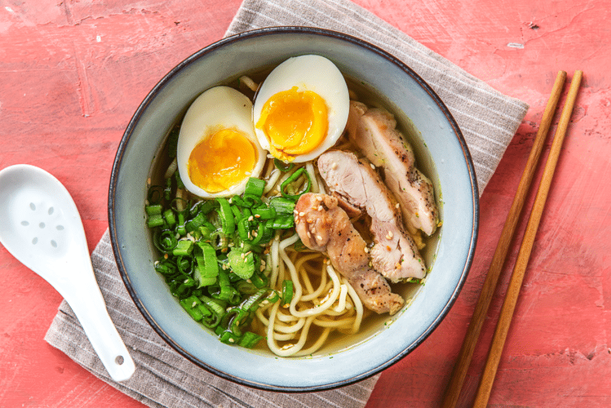 Perfect Boiled Egg-soft-boiled-ramen-HelloFresh