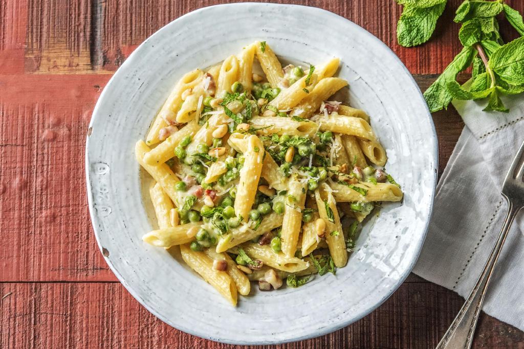 quick dinners-pasta-HelloFresh