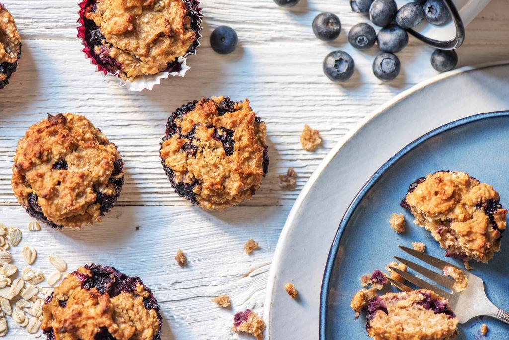 blueberry recipes-muffin-HelloFresh