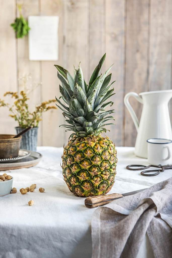 how to grill pineapple-fruit-HelloFresh
