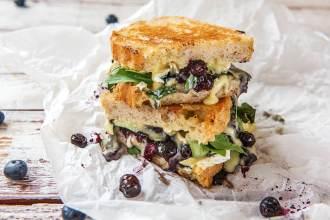 5 Juicy Blueberry Recipes