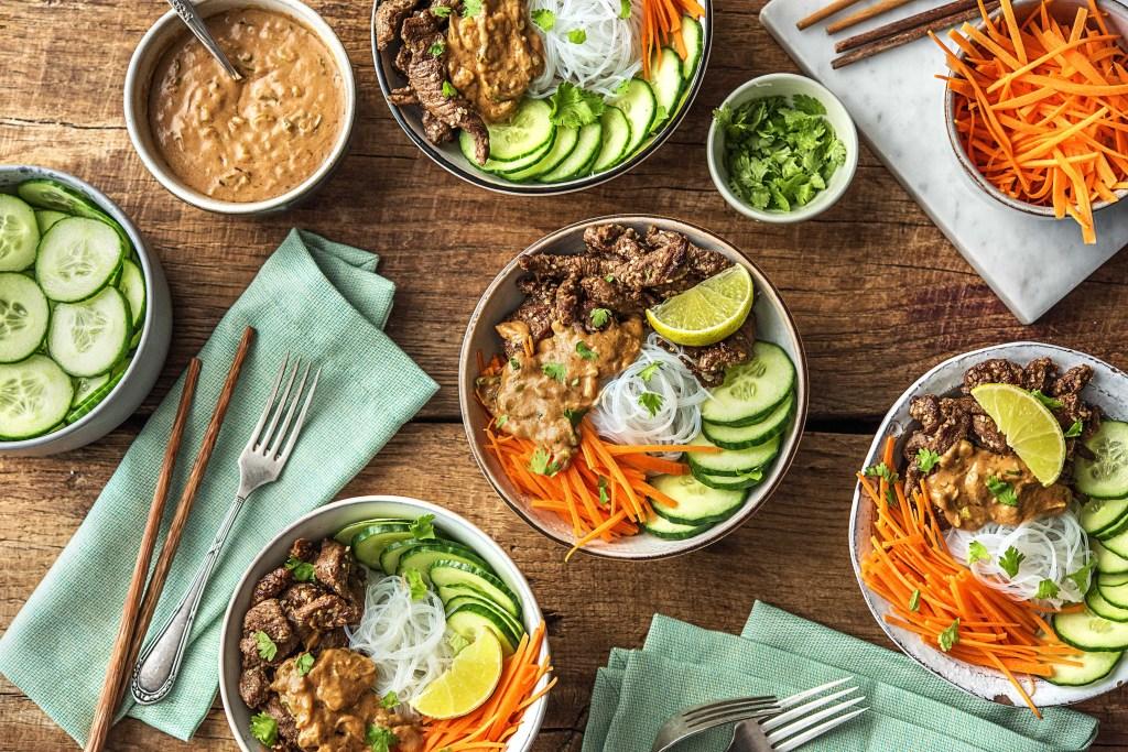 family recipes-speedy-beef-noodle-bowls-HelloFresh-new-family-plan