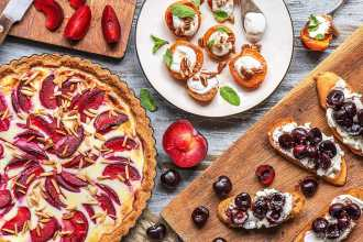 stone fruits-recipes-HelloFresh