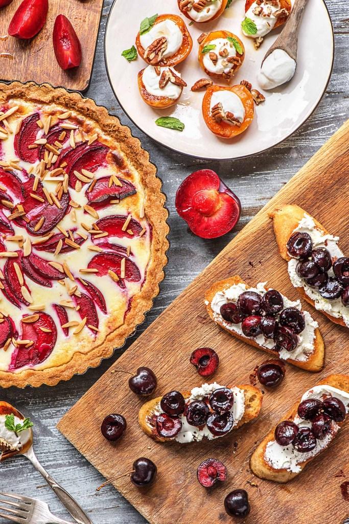 summer-stone fruits-recipes-HelloFresh